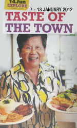 Bau Truong in Best Weekender insert from The Daily Telegraph - Taste Of The Town Cabramatta